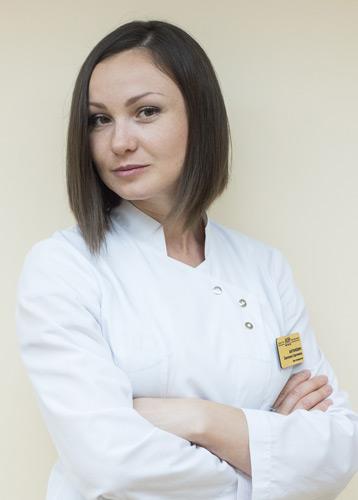 Антоневич Светлана Сергеевна